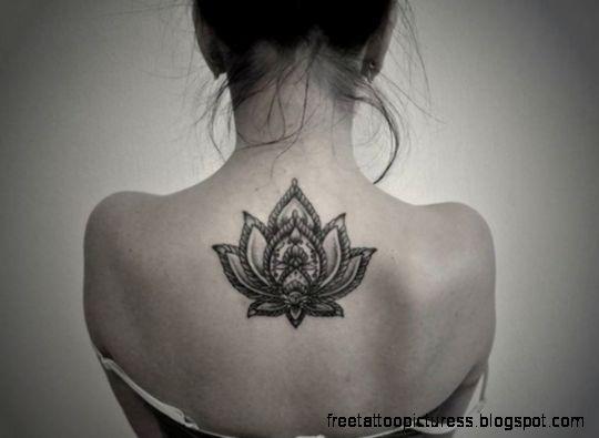 55 Lotus Flower Tattoo