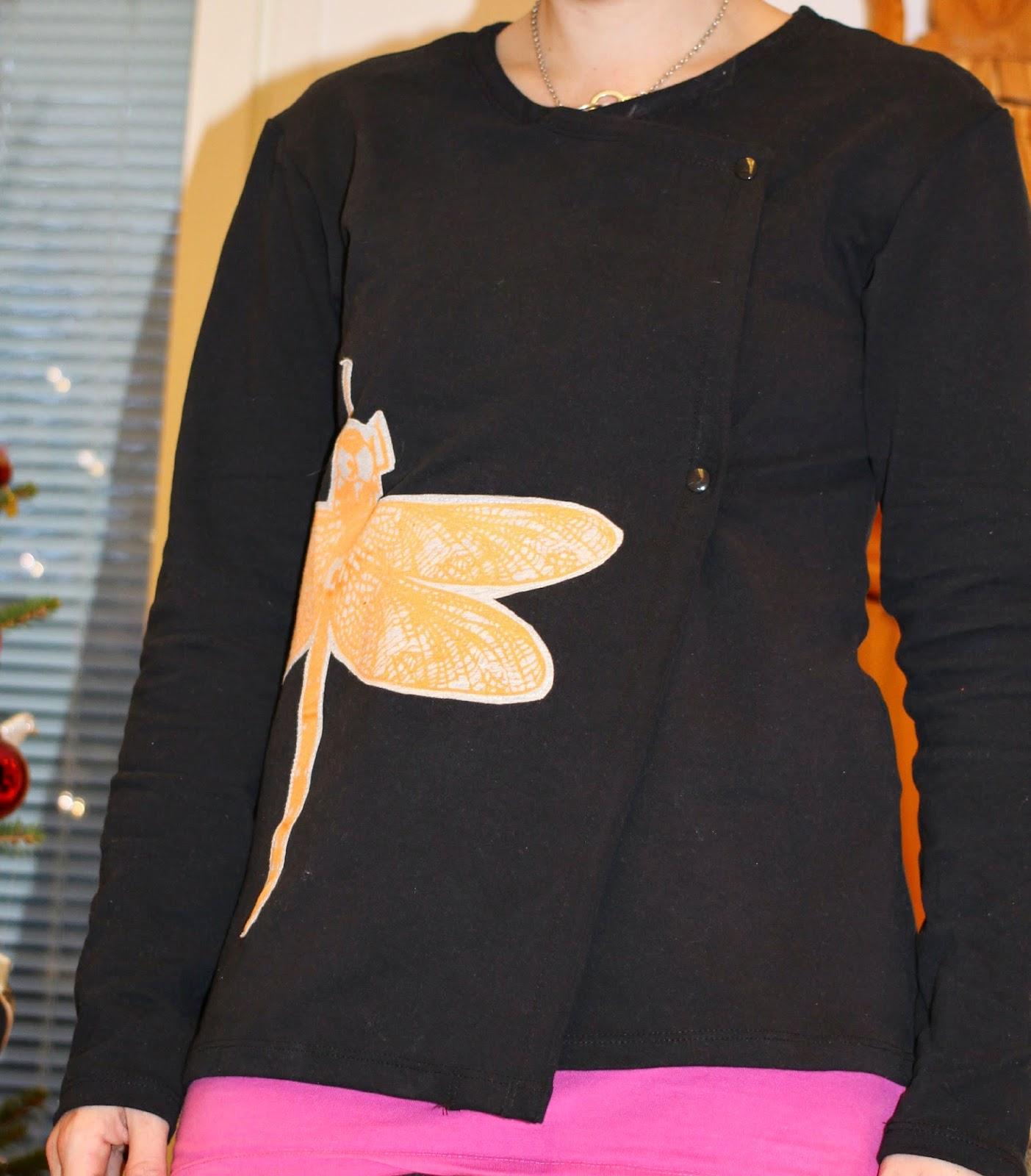 Kärpäsiä keitossa by Mersia: Viikonlopun ompelukset