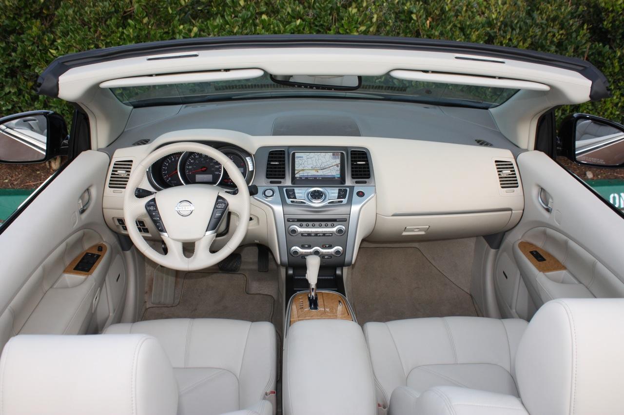 2011 Nissan Murano Crosscabriolet Auto Car Reviews