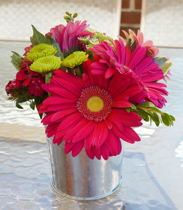 Costco Flowers Wedding 11 Superb I created simple centerpieces