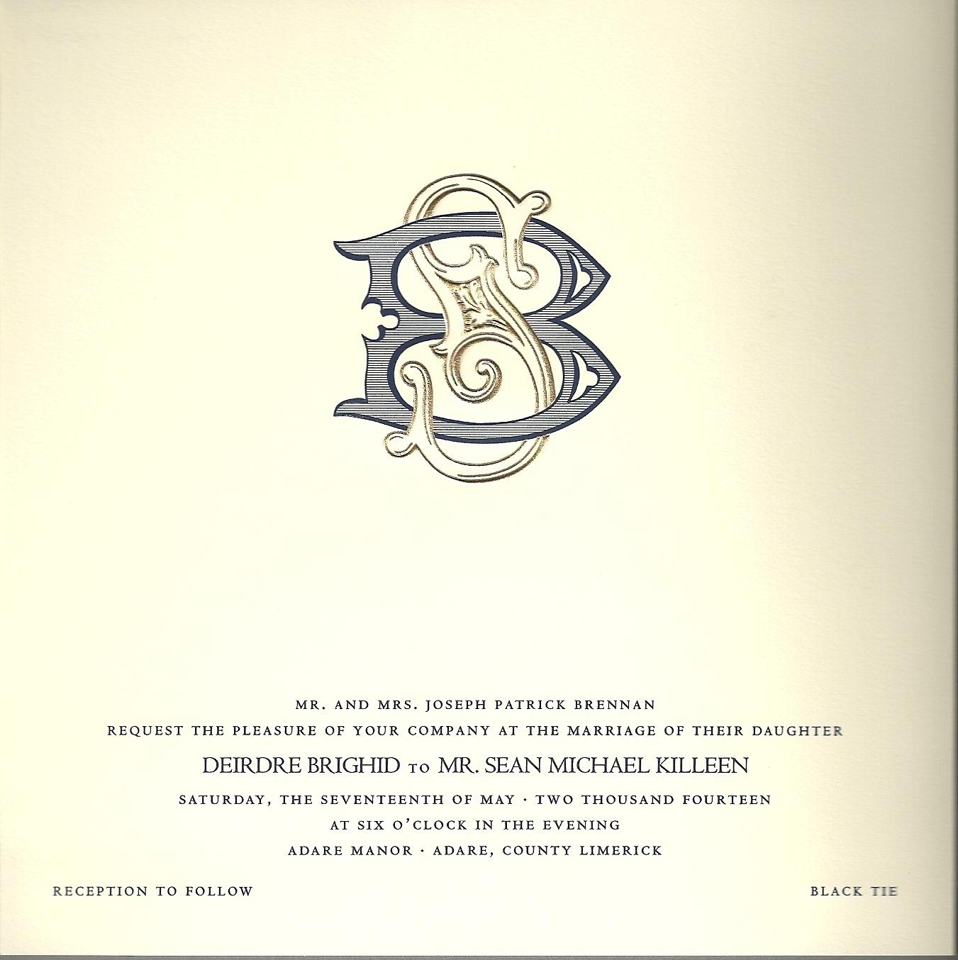 Hayden Avery Fine Stationery: New Crane & Co. Wedding Album