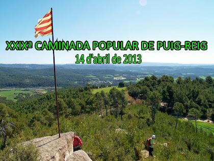 29ª Caminada Popular de Puig-reig 2013