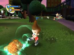 Download Jimmy Neutron Boy Genius Games PS2 ISO For PC Full Version Free Kuya028