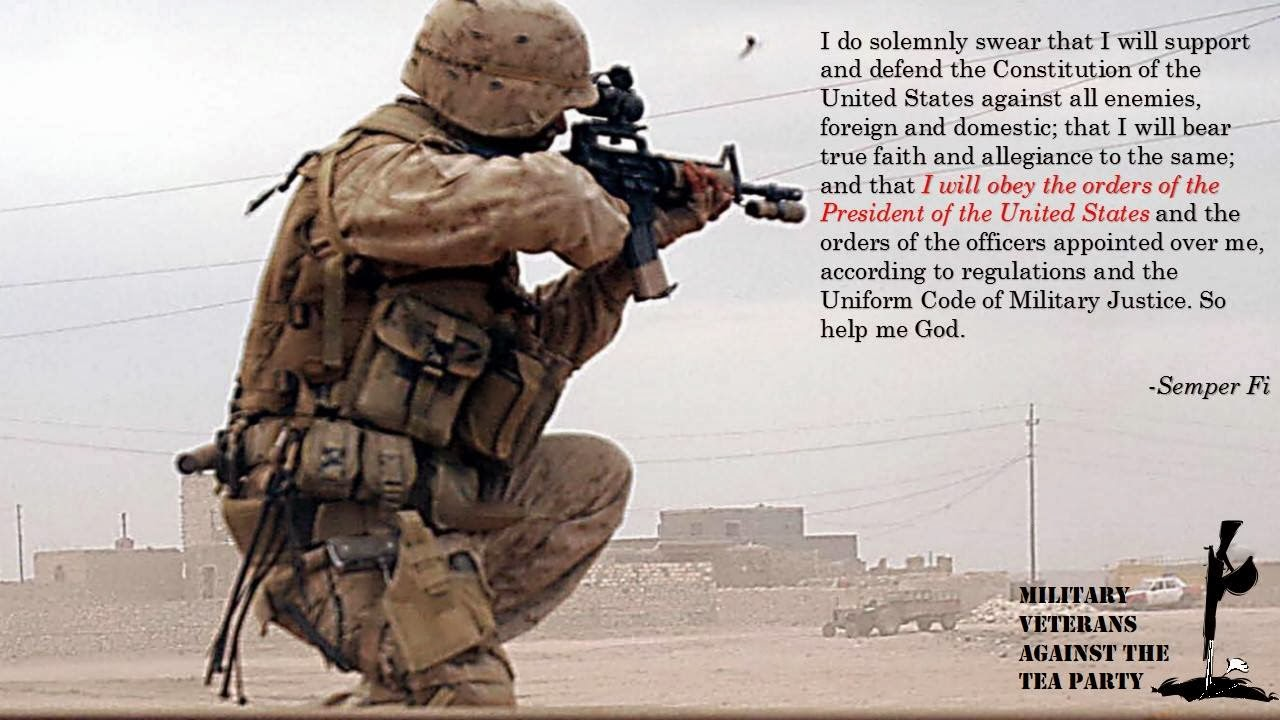 oath of us military