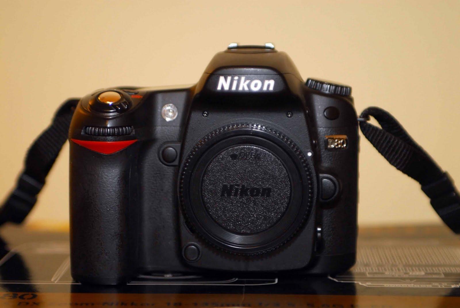 xunixy: Nikon D80 Body (Available)
