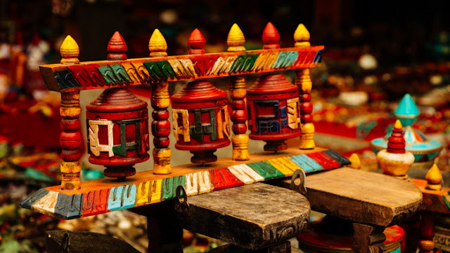 Bhutanese Handicrafts