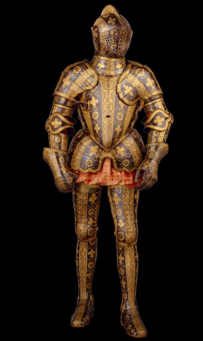 New Zoo Armor Of George Clifford Third Earl Of Cumberland