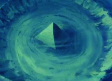 Piramida Raksasa Di Segitiga Bermuda