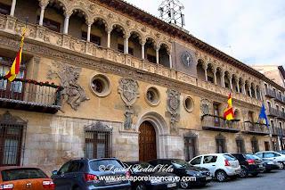 Ayuntamiento Tarazona Moncayo Visita por el Moncayo Aragón Tarazona
