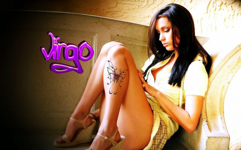 Zodiaco Mujer signo de Virgo