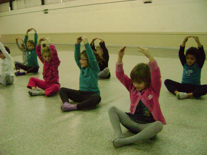 danse moderne 6-7 ans