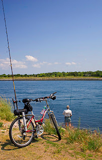 Biking Cape Cod Canal