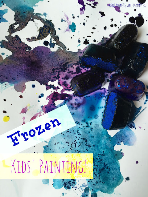 Children's painting