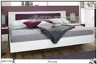 Tempat Tidur Minimalis Modern Novara