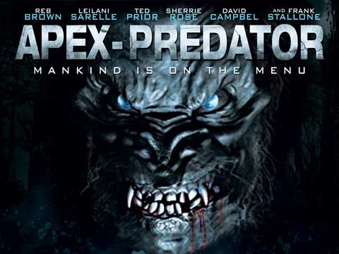 affiche d'apex predator