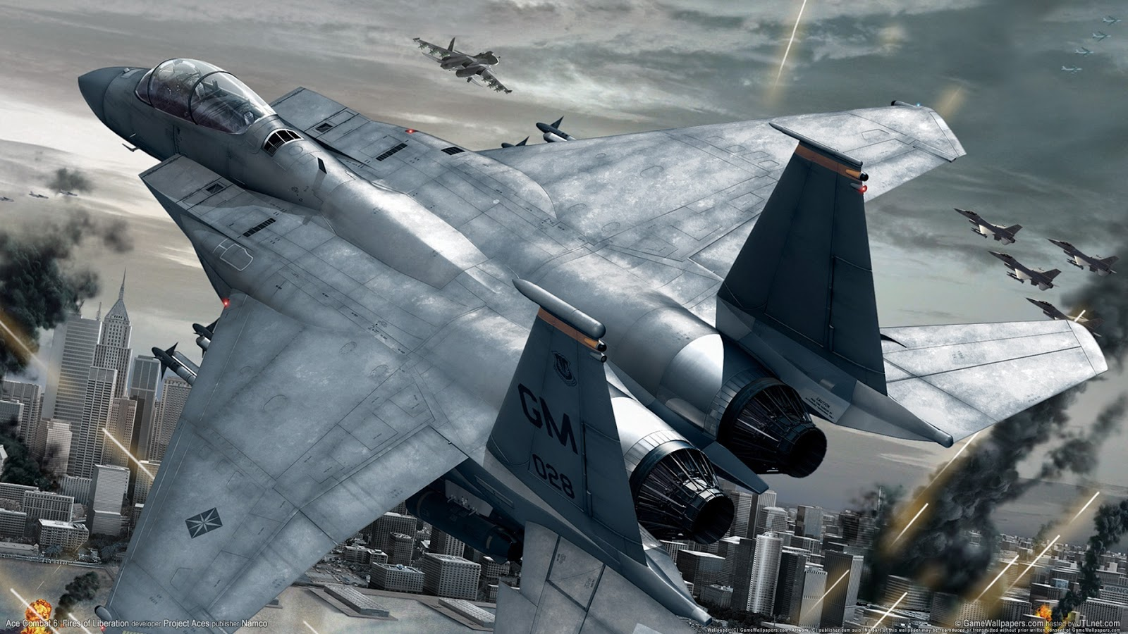 Ace Combat Fires of Liberations