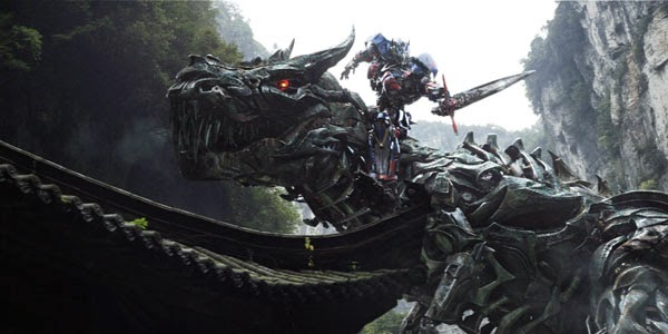 """Transformers: Age of Extinction"""