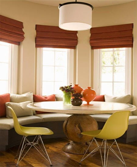 banquette bench design idea