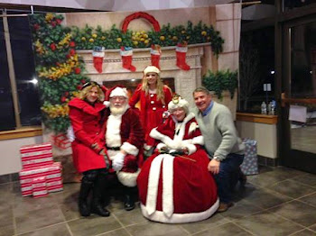 Maple City Mayor Gets Personal Visits from the Claus Family