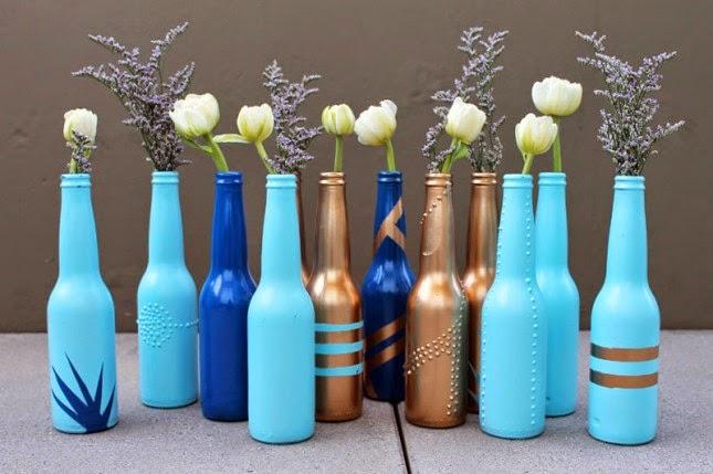 Reciclar Botellas De Plastico Decoracion ~ m?s manualidades decoraci?n con botellas reciclar botellas