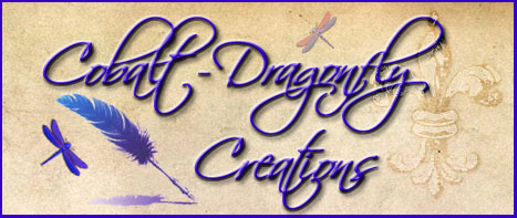 Cobalt-Dragonfly Creations