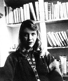sylvia plath: the worst enemy to creativity is self-doubt