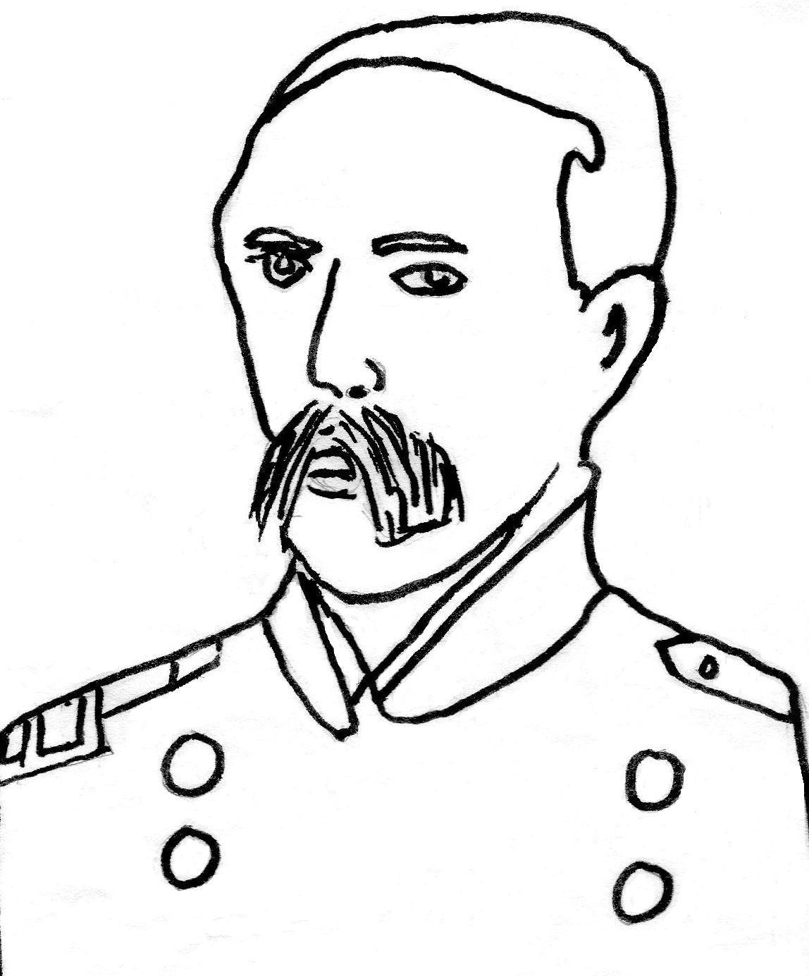 Francisco Pizarro Coloring