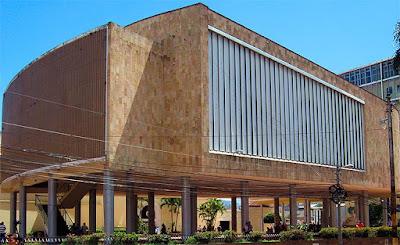 Edificio del Congreso Nacional de Honduras