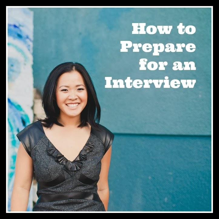 interview prep guide job search