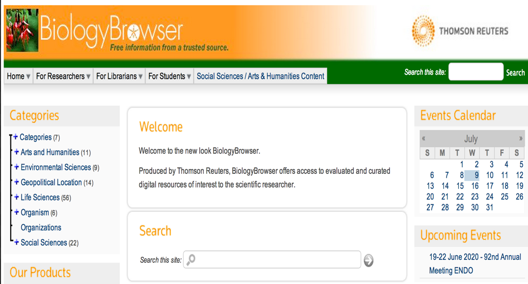 Academic Search Engines | ScienceDirect