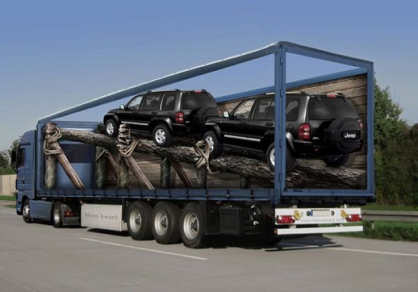 Amazing Truck Ads
