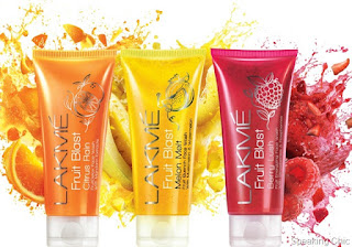 REVIEW: Lakme Fruit Blast Facewash in Citrus Rain image