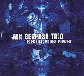 Jan Gerfast Trio - Electric Blues Power 2012