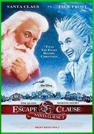 Santa Clausula 3 | DVDRip Latino HD Mega