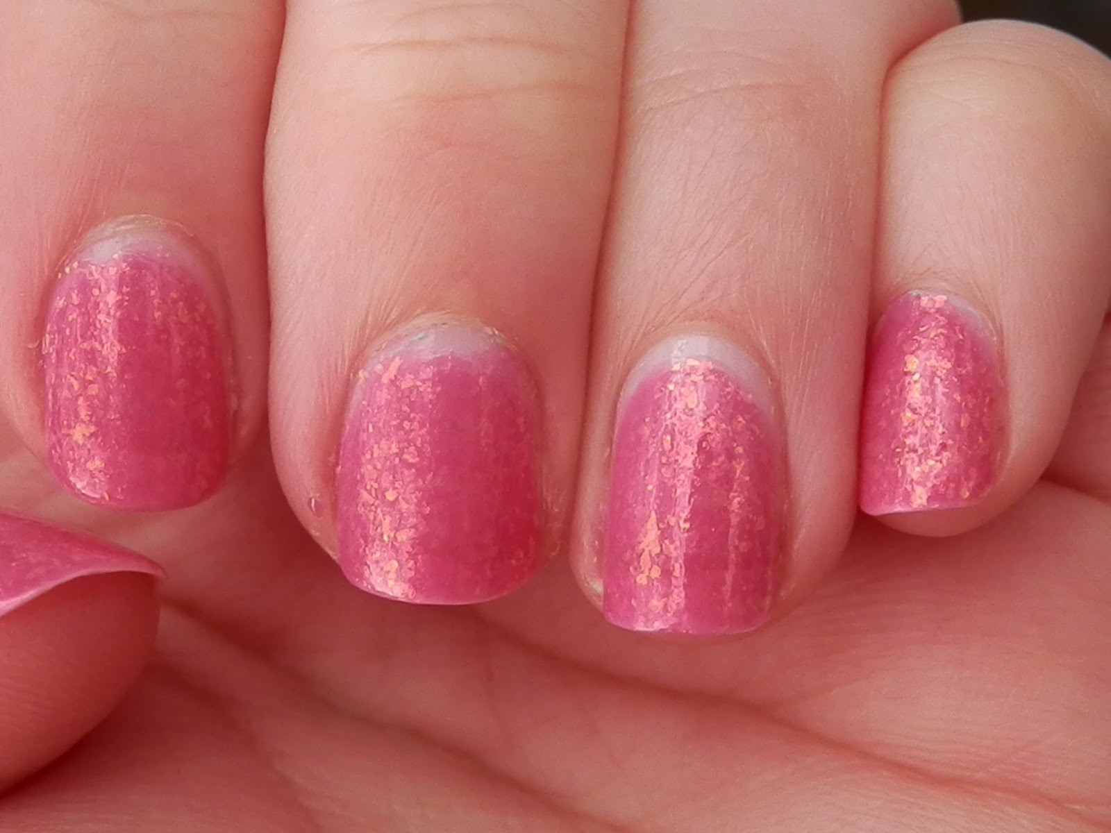 Deborah Lippmann Sweet Dreams swatch