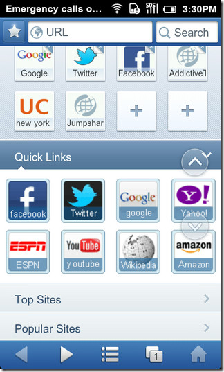 UC Browser For Android Gratis