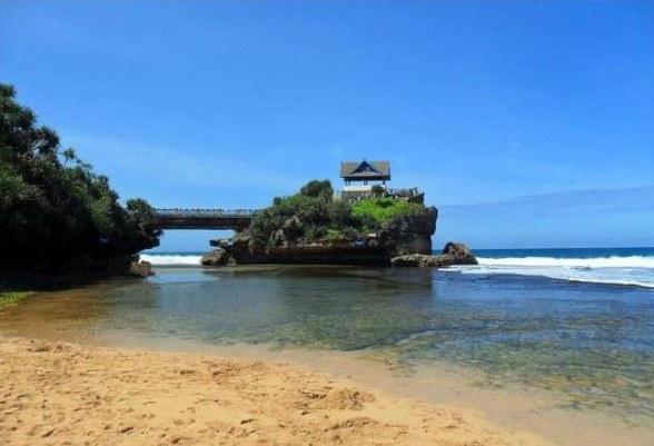 Wisata Pantai di Jogja Yogyakarta - Pantai Kukup Gunung Kidul