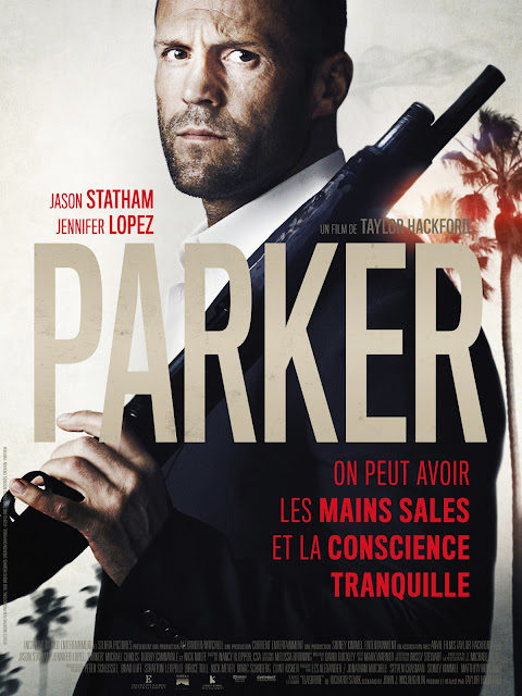 Parker 2013 Movie Poster in HD
