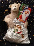 Рукодельный подарок Деда Мороза