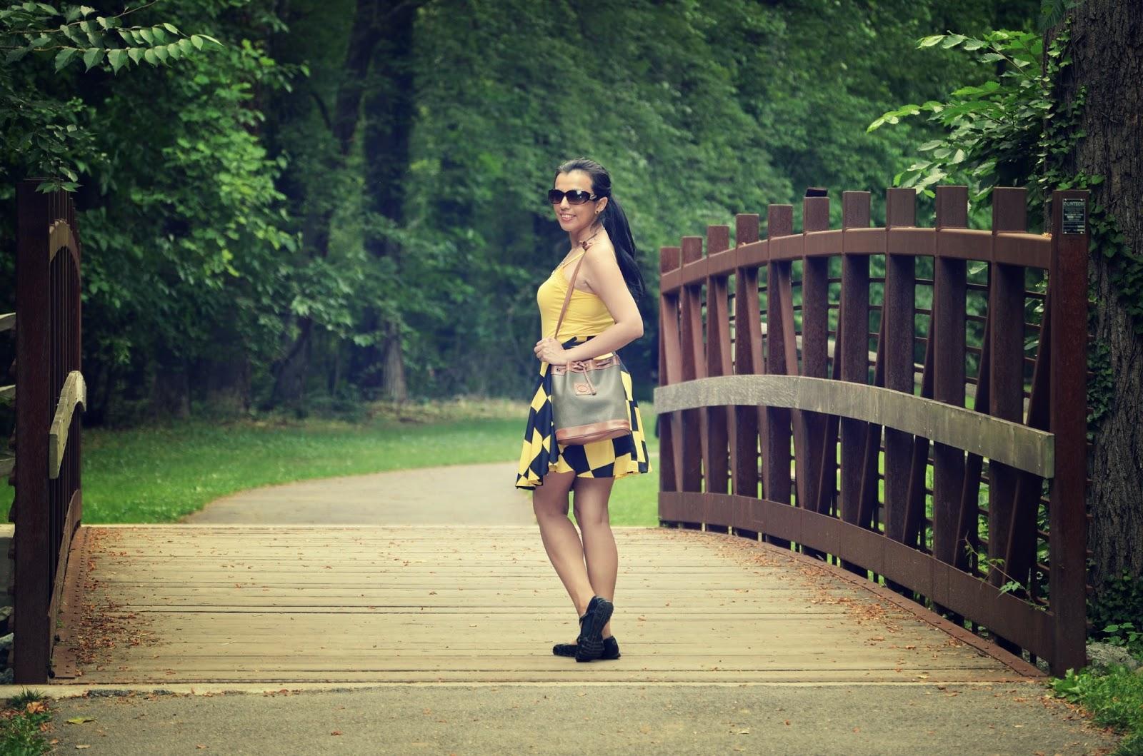 Outfit Amarillo Aqui estoy