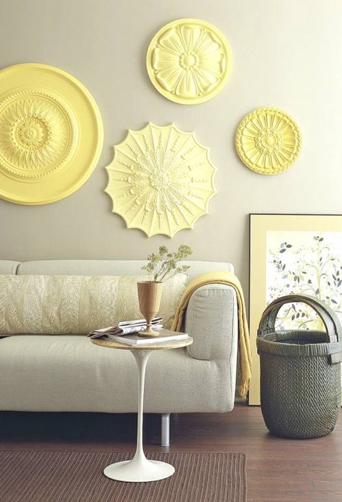 Diy wall art homespun - Diy wall decorations ...