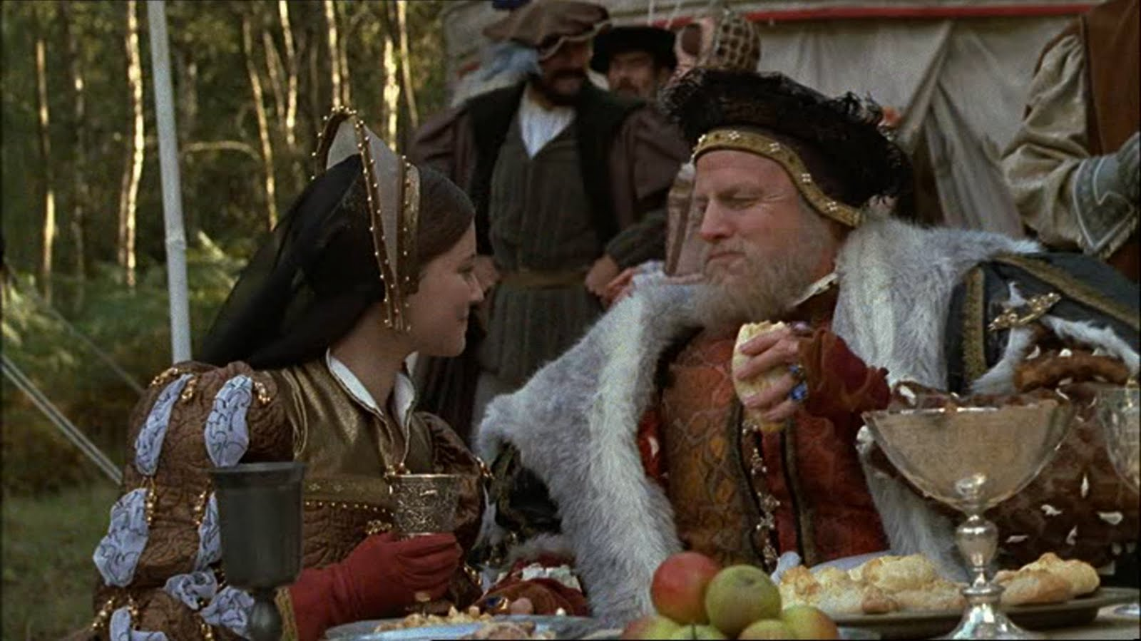 wives of henry viii The six wives of henry viii is a fictionalized account of the king henry viii's six marriages the film follows not only the wives and their personal drama, but also .