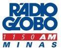 Ouvir a Rádio Globo AM de BH