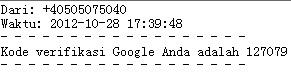 Infokus - Kode Google