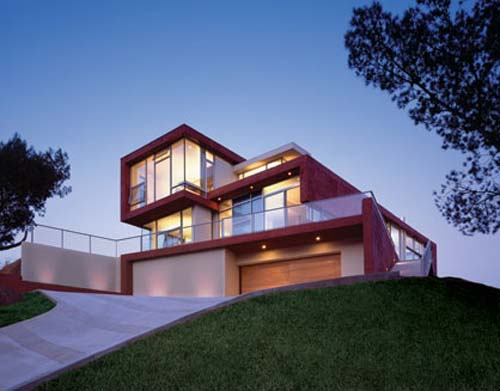 modern home architecture blueprints