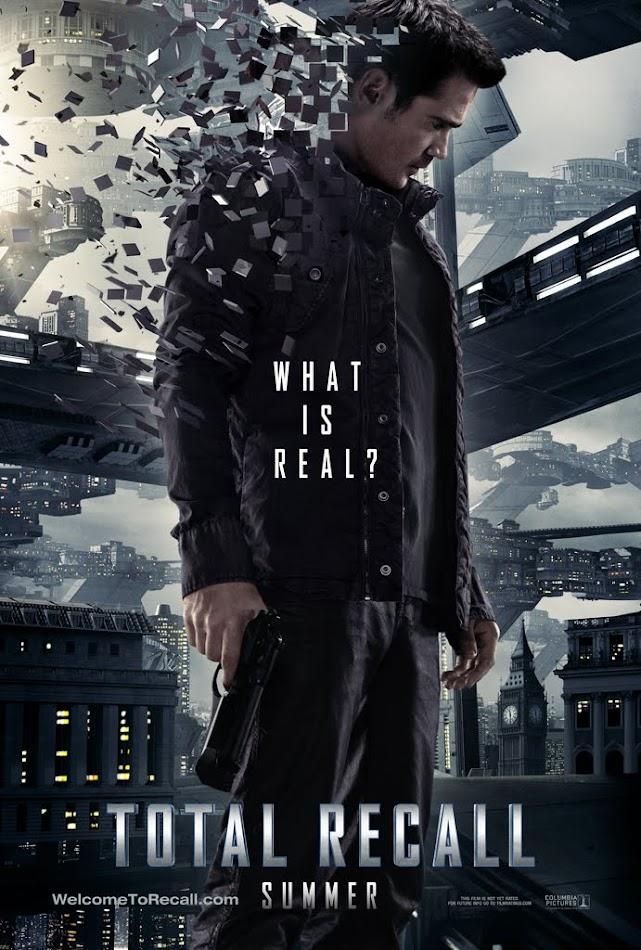ตัวอย่างหนังใหม่ : Total Recall (คนทะลุโลก) ซับไทย poster1