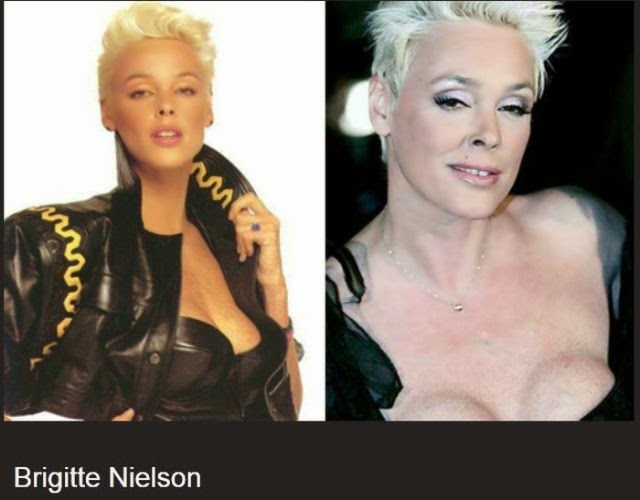 Brigitte Nielson