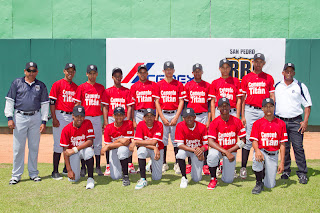 EQUIPO REPUBLICA DOMINICANA BUSCA TRIUNFO TORNEO MUNDIAL RBI 2012
