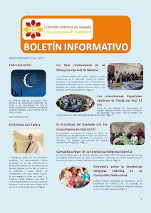 Boletín de la CIE junio 2019