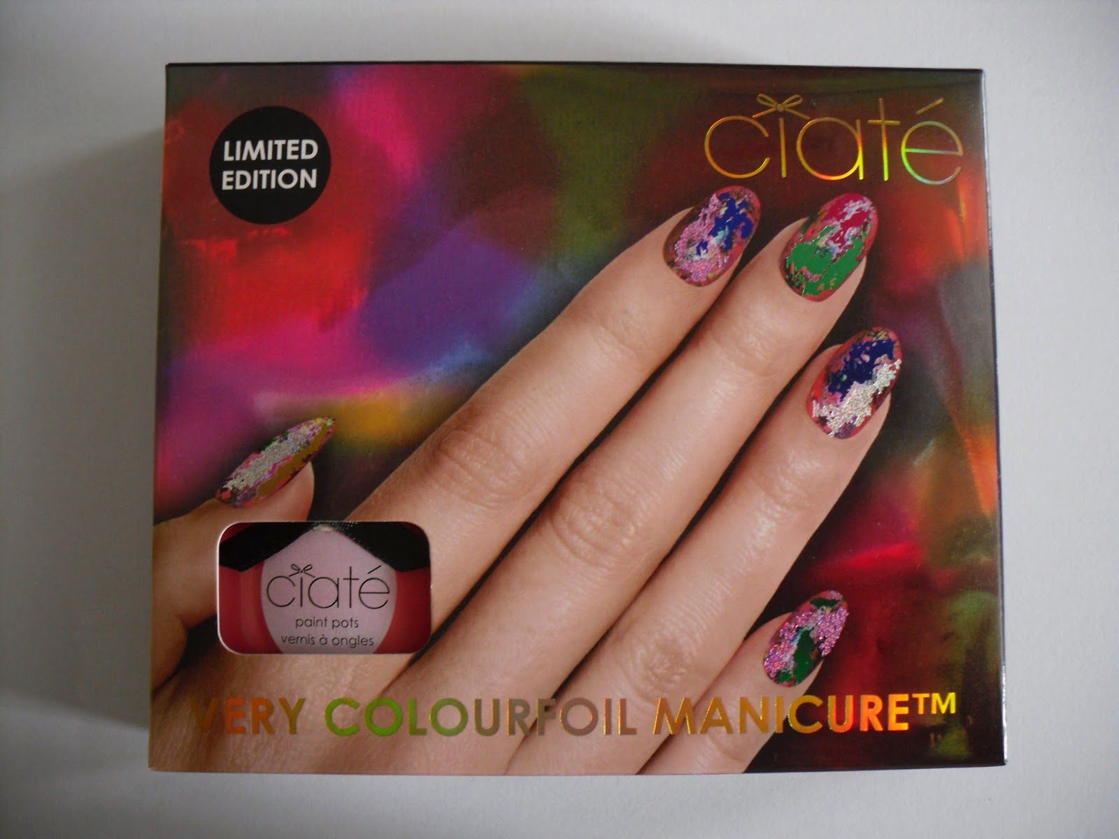 Ciate Very Colourfoil Manicure Carnival Couture